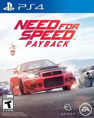 Need for Speed: Payback on PS4 - Gamewise