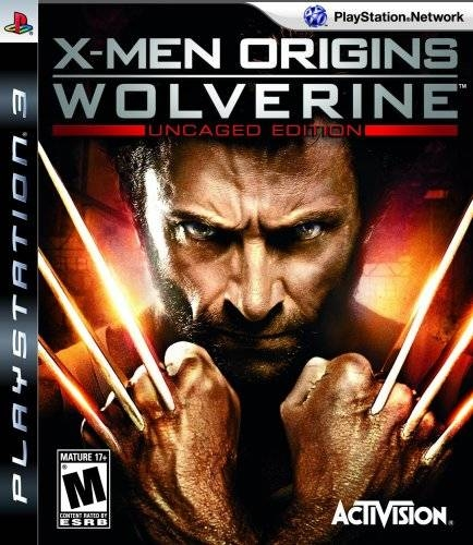 X-Men Origins: Wolverine - Uncaged Edition on PS3 - Gamewise
