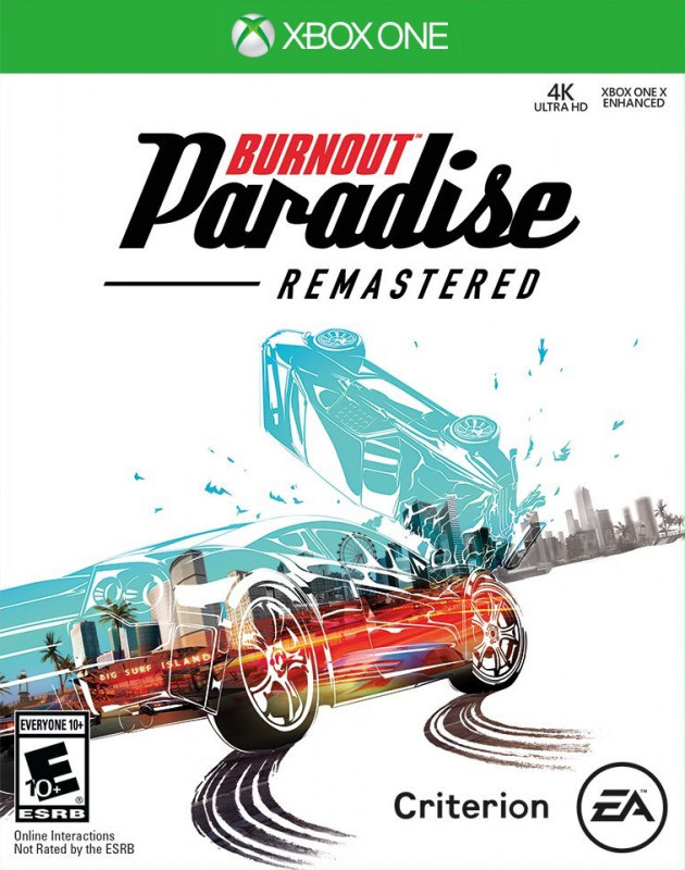 Burnout Paradise Remastered on XOne - Gamewise