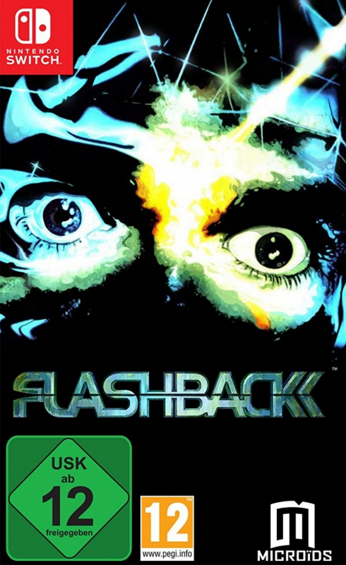 Flashback Wiki on Gamewise.co