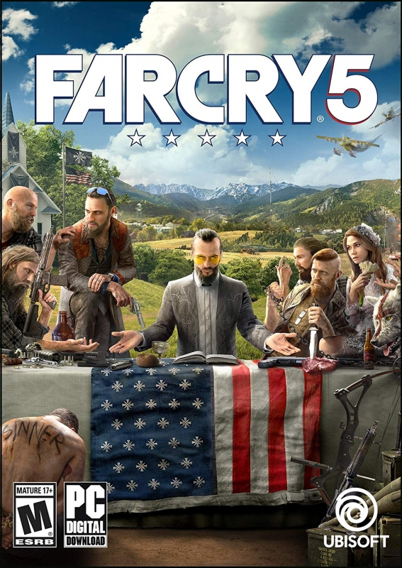 Far Cry 5 for PC Walkthrough, FAQs and Guide on Gamewise.co
