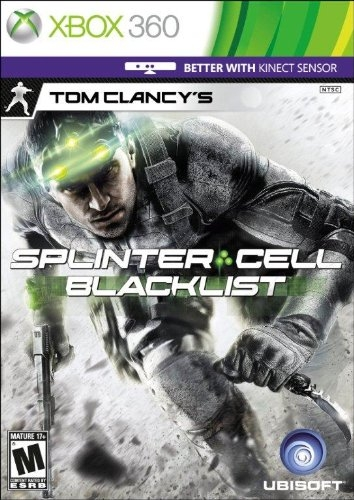 Tom Clancy's Splinter Cell: Blacklist Release Date - X360