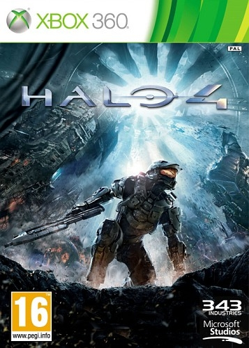 Halo 4 on X360 - Gamewise