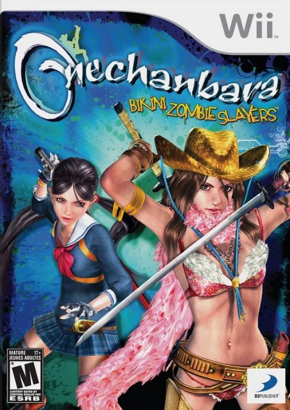 Onechanbara: Bikini Zombie Slayers [Gamewise]