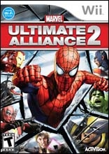 Marvel: Ultimate Alliance 2 for Wii Walkthrough, FAQs and Guide on Gamewise.co