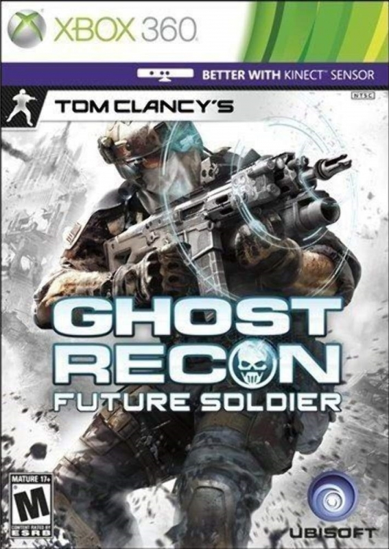 Tom Clancy's Ghost Recon: Future Soldier Release Date - X360
