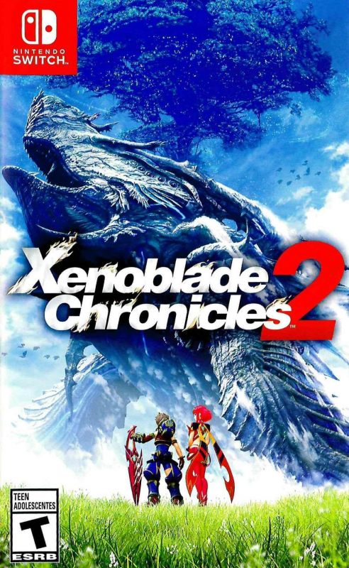 Xenoblade Chronicles 2 on NS - Gamewise