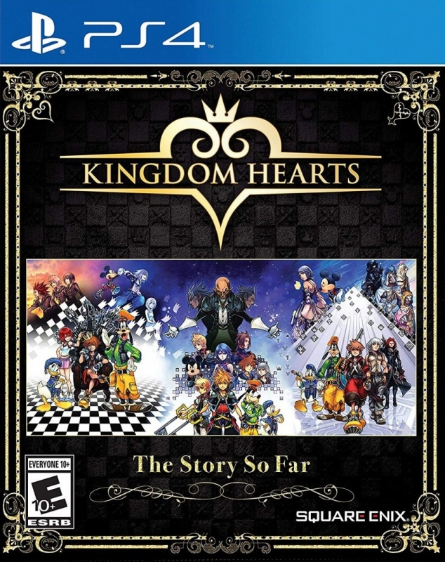 Gamewise Kingdom Hearts: The Story So Far Wiki Guide, Walkthrough and Cheats