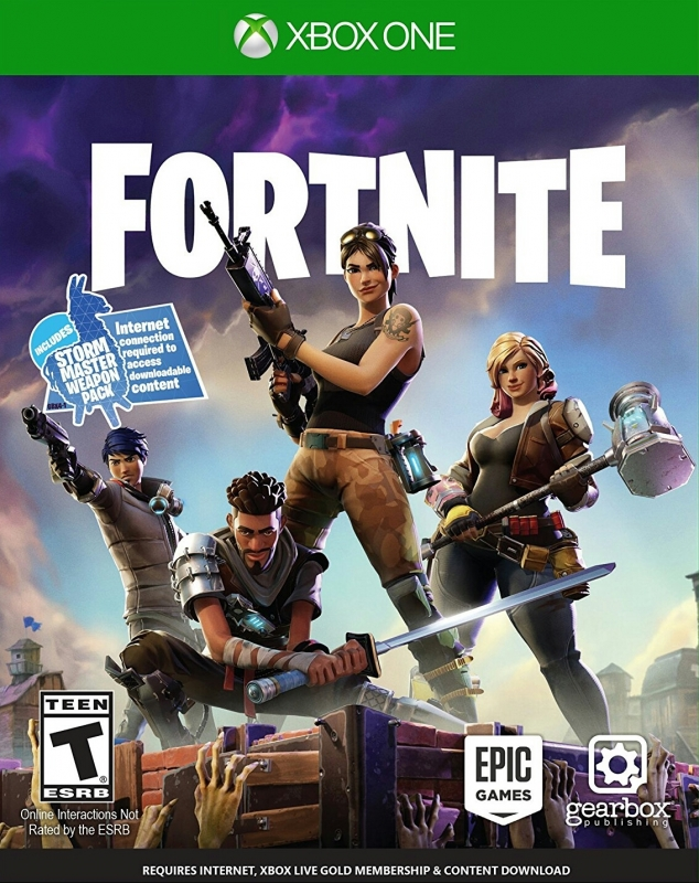 Fortnite for XOne Walkthrough, FAQs and Guide on Gamewise.co