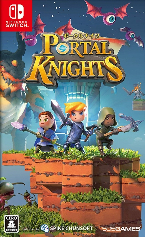 Portal Knights on NS - Gamewise
