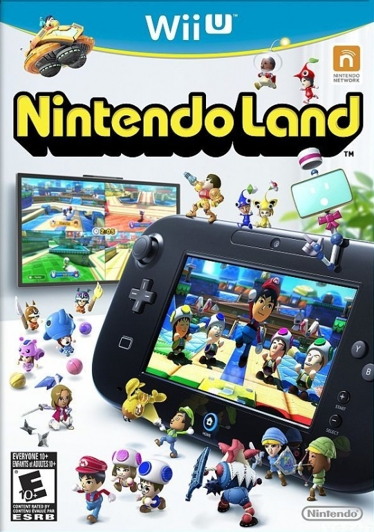 Gamewise Nintendo Land Wiki Guide, Walkthrough and Cheats