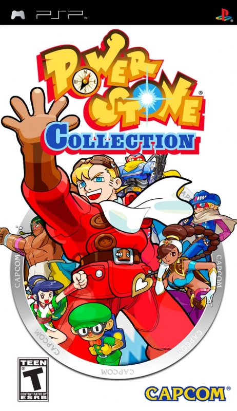 Power Stone Collection [Gamewise]