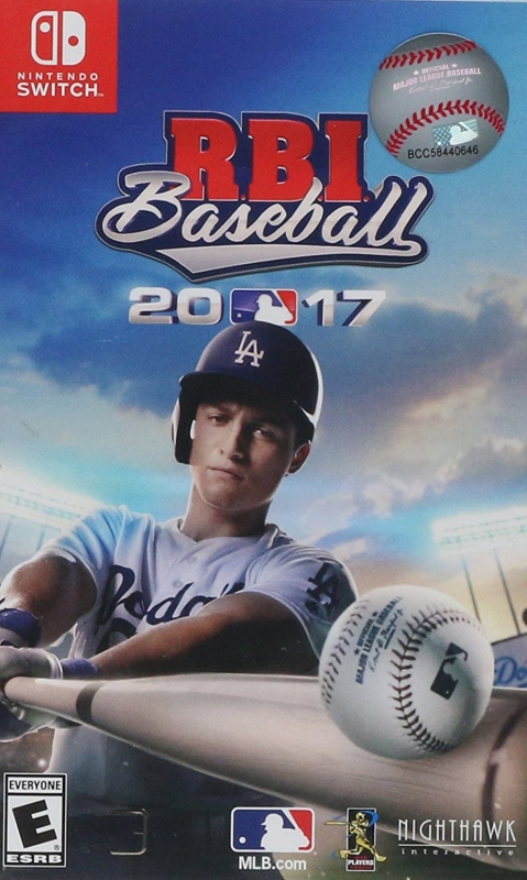 R.B.I. Baseball 2017 on NS - Gamewise