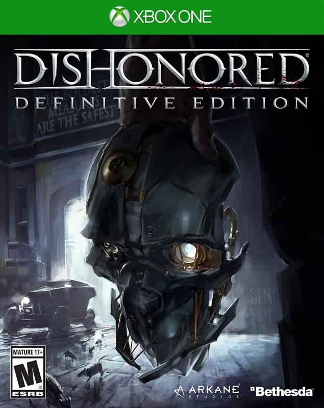 Dishonored on XOne - Gamewise