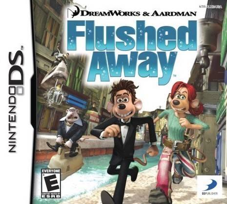 Flushed Away [Gamewise]