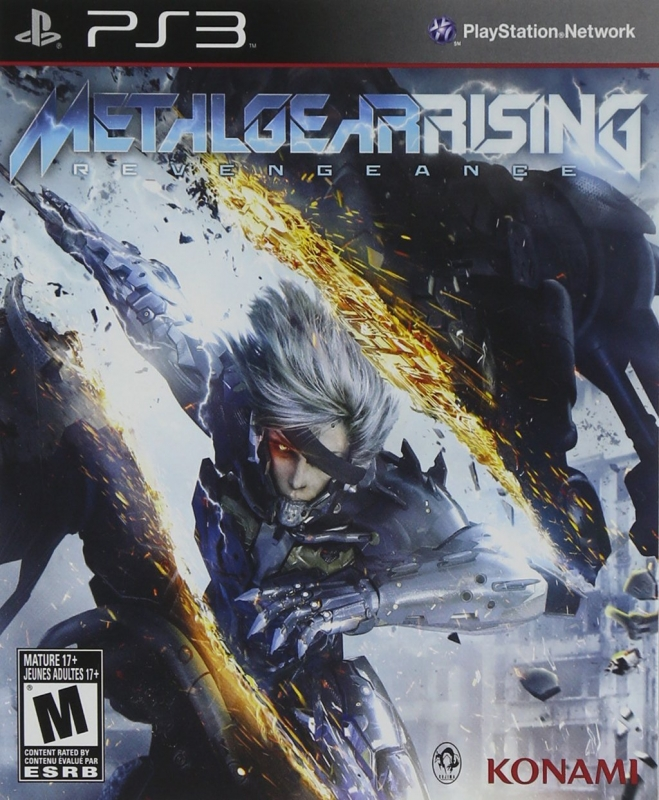 Metal Gear Rising: Revengeance [Gamewise]