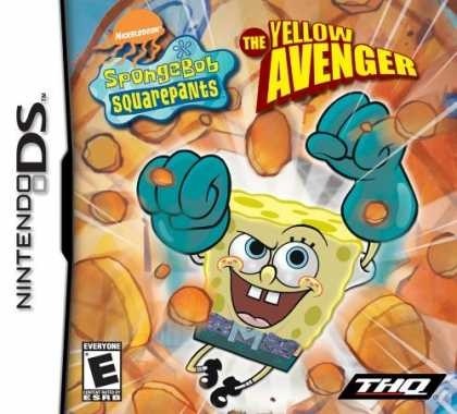 SpongeBob SquarePants: The Yellow Avenger on DS - Gamewise