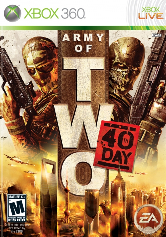 Army of Two: The 40th Day Wiki - Gamewise