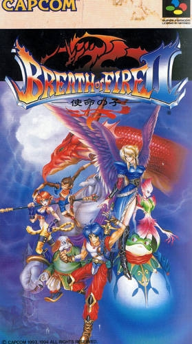 Breath of Fire II on SNES - Gamewise