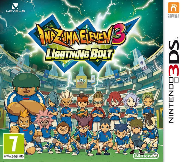 Inazuma Eleven 3: Lightning Bolt for 3DS Walkthrough, FAQs and Guide on Gamewise.co