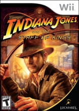 Indiana Jones and the Staff of Kings on Wii - Gamewise