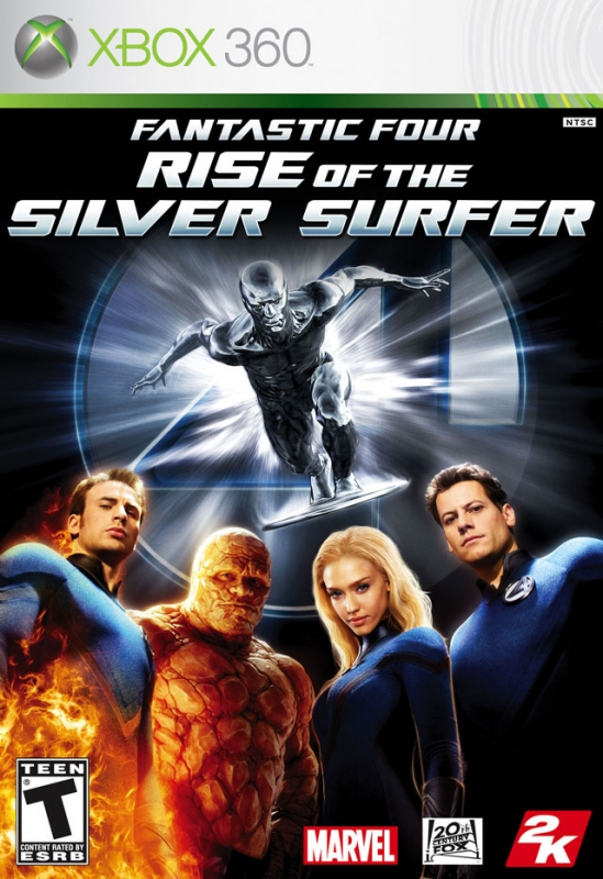 Fantastic Four: Rise of the Silver Surfer for X360 Walkthrough, FAQs and Guide on Gamewise.co