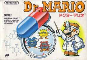 Dr. Mario on NES - Gamewise