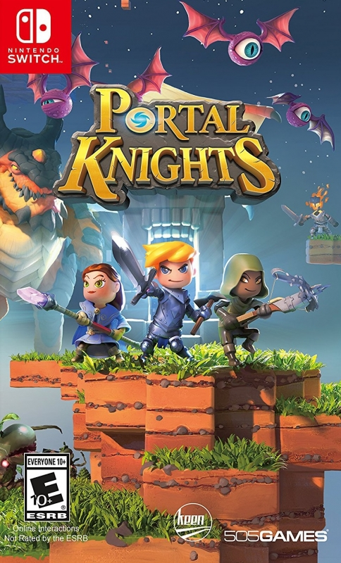 Portal Knights [Gamewise]
