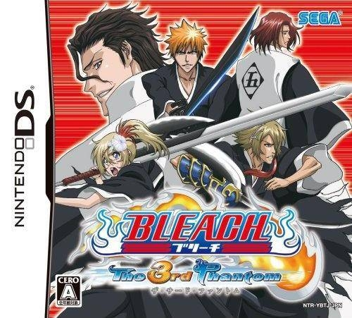 Bleach: The 3rd Phantom on DS - Gamewise