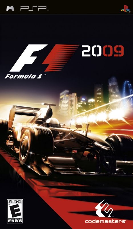 F1 2009 on PSP - Gamewise