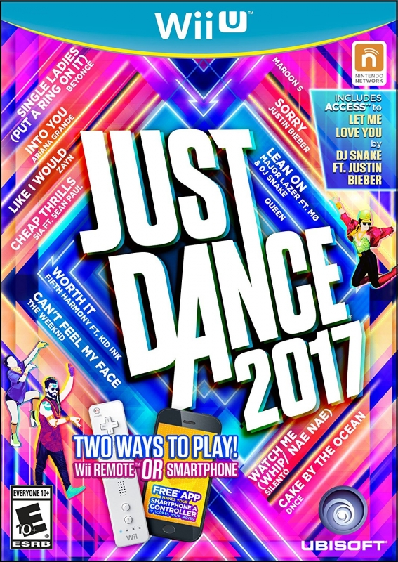 Just Dance 2017 on WiiU - Gamewise