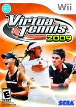 Virtua Tennis 2009 on Wii - Gamewise