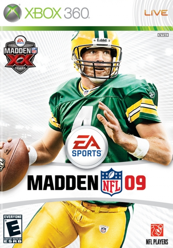 Madden NFL 09 on X360 - Gamewise