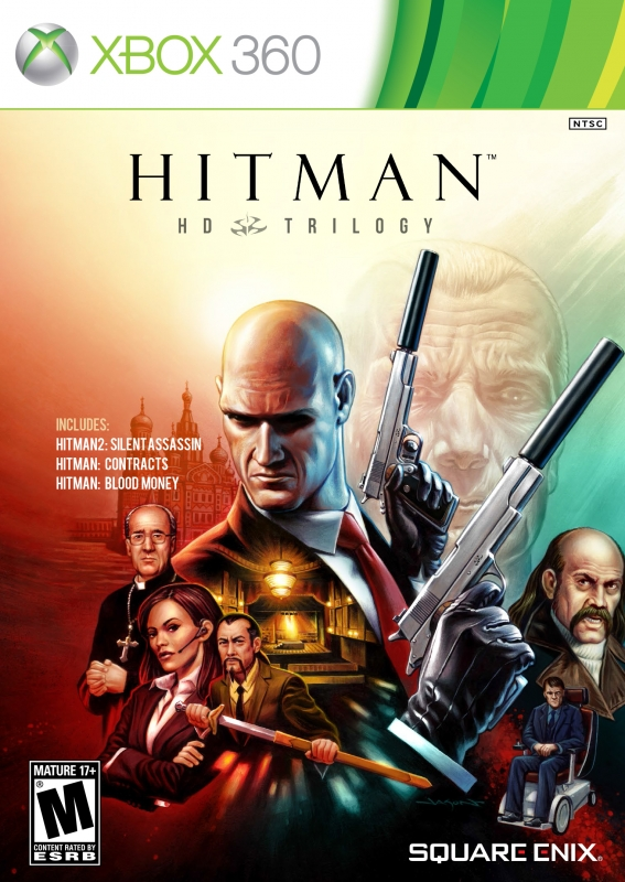 Hitman: HD Trilogy [Gamewise]
