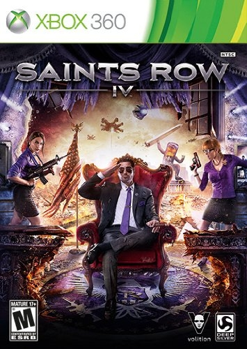 Saints Row IV for X360 Walkthrough, FAQs and Guide on Gamewise.co