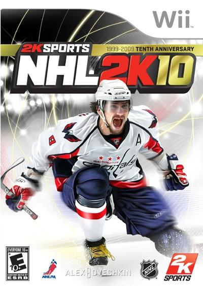 NHL 2K10 Wiki - Gamewise