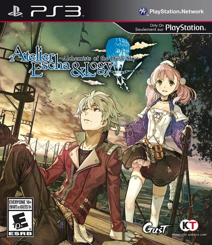 Atelier Escha & Logy: Alchemists of the Dusk Sky on PS3 - Gamewise