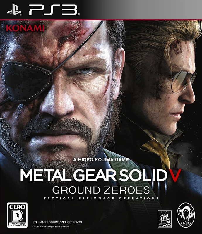 Metal Gear Solid V: Ground Zeroes on PS3 - Gamewise