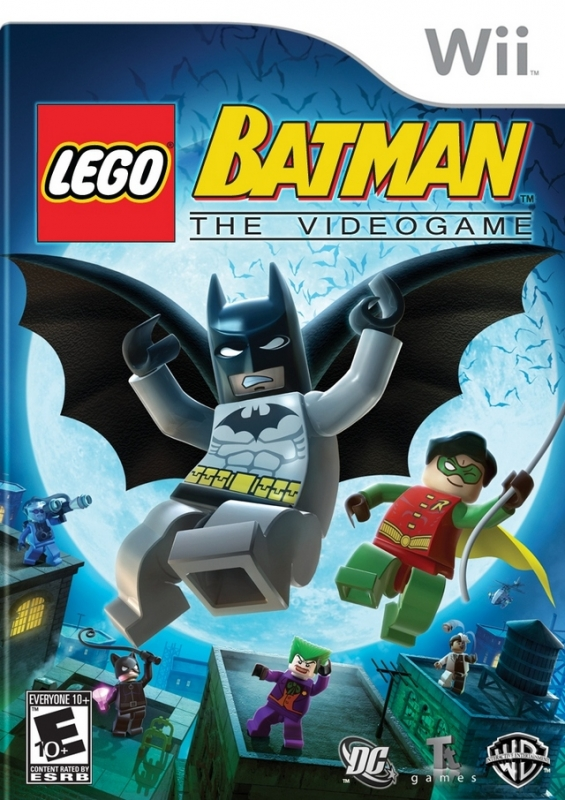 LEGO Batman: The Videogame for Wii Walkthrough, FAQs and Guide on Gamewise.co