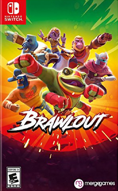 Brawlout on NS - Gamewise