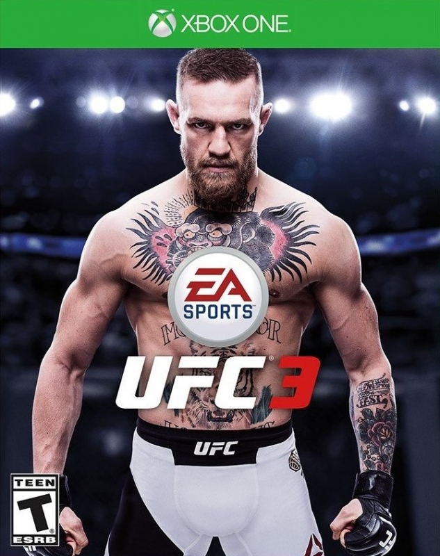 EA Sports UFC 3 on XOne - Gamewise