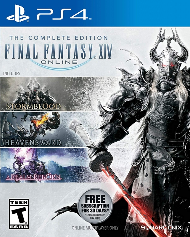 Final Fantasy XIV Online Complete Edition for PS4 Walkthrough, FAQs and Guide on Gamewise.co