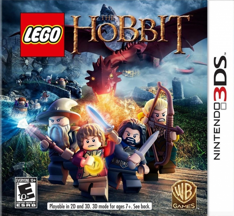 LEGO The Hobbit for 3DS Walkthrough, FAQs and Guide on Gamewise.co
