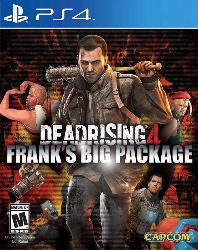 Dead Rising 4 on PS4 - Gamewise