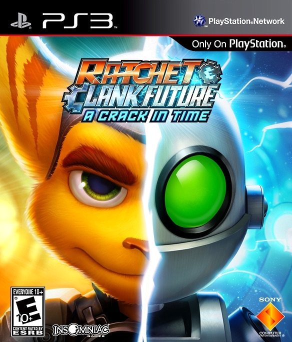 Ratchet & Clank Future: A Crack in Time on PS3 - Gamewise