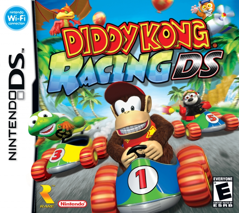 Diddy Kong Racing DS on DS - Gamewise