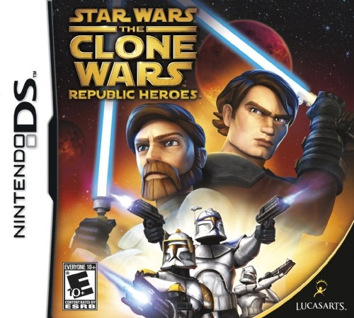 Star Wars The Clone Wars: Republic Heroes for Nintendo DS - Sales