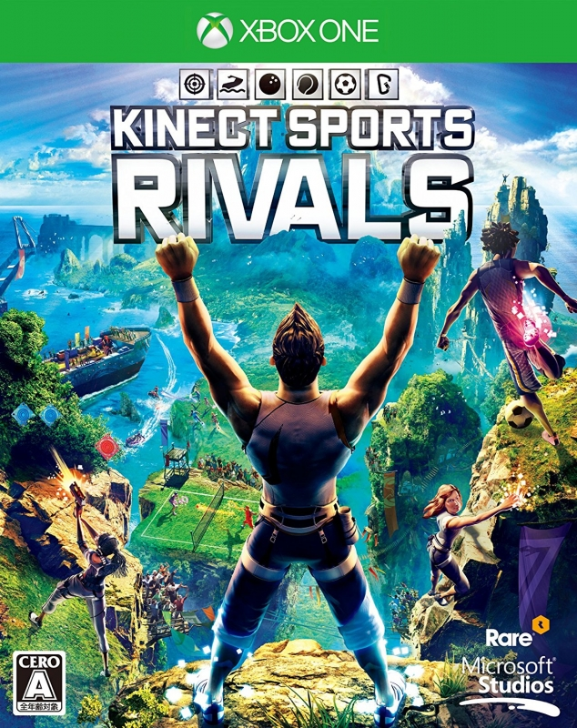 Kinect Sports Rivals Wiki on Gamewise.co