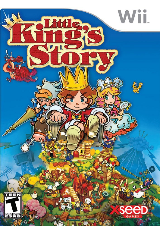 Little King's Story | Gamewise