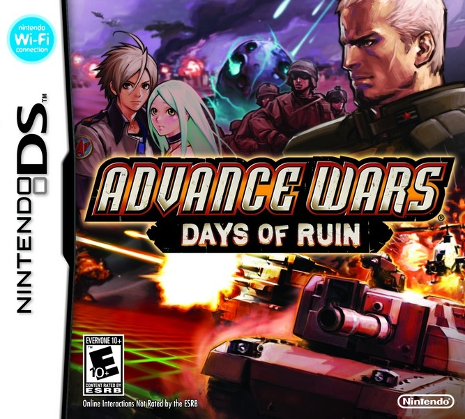 Advance Wars: Days of Ruin Wiki - Gamewise